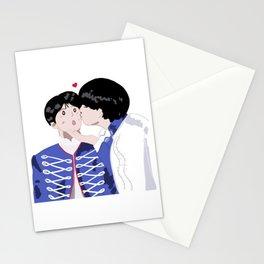 BTS Taekook art Stationery Cards
