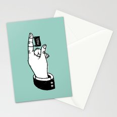 Pull My Finger Stationery Cards