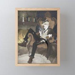 Johnny Knight Framed Mini Art Print