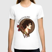 grantaire T-shirts featuring grantaire by chazstity