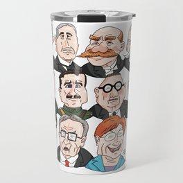 Presidents of Finland Travel Mug