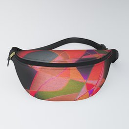 Abstract Form Fanny Pack