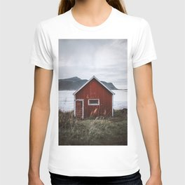 Red Cabin T-shirt