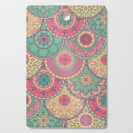 Mandala Cutting Board