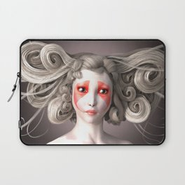 Japanese fashion model Laptop Sleeve
