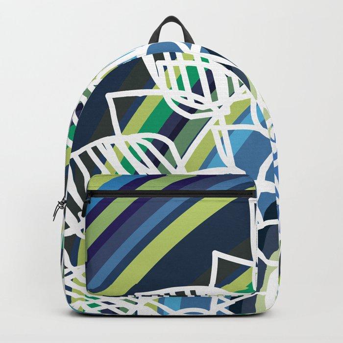 Quarter mandala II Backpack
