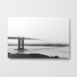 SAN FRANCISCO 1 Metal Print