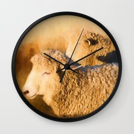 We are His Wall Clock