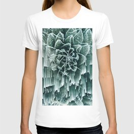 Succulent Glitches T-shirt