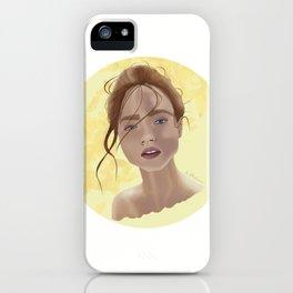 Constant iPhone Case