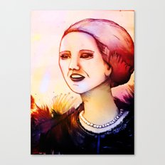 Margrethe Canvas Print