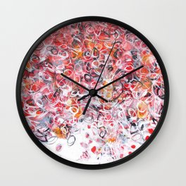 All Of It 2 Wall Clock