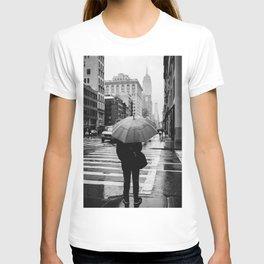 Rainy New York VIII T-shirt