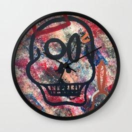 Dead Ringer Wall Clock