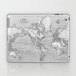 Atlas of the World Laptop & iPad Skin