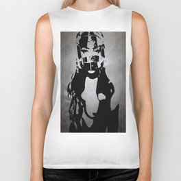 Don't Ride Without A Helmet Biker Tank