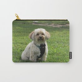 Copper the Havapookie Carry-All Pouch