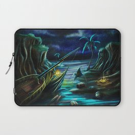 Shipwrecked! Laptop Sleeve