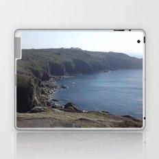 Along The Cliff Edge! Laptop & iPad Skin