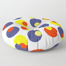 Electric Olives Floor Pillow