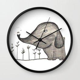 diet Wall Clock