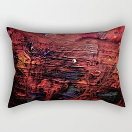 Dark  Sea Symphony Rectangular Pillow