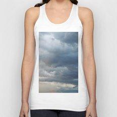 Storm Clouds Unisex Tank Top