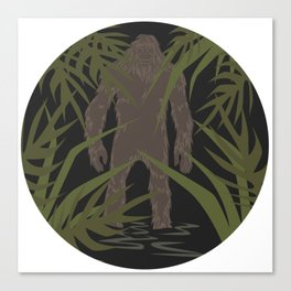 Skunk Ape Canvas Print