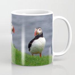 Puffin III Coffee Mug