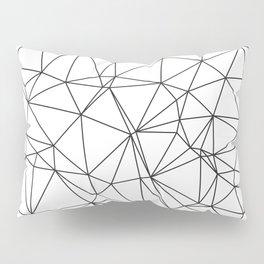 Triangular Deconstructionism Pillow Sham
