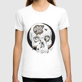 Brain dripping in honey T-shirt