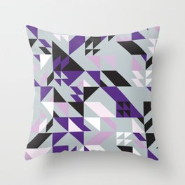 Roadhouse Blues No. 4 Throw Pillow
