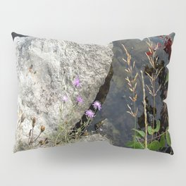 Summer day at the Lake Pillow Sham