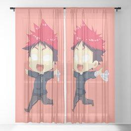 Chibi Yuki Sheer Curtain