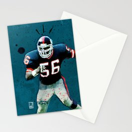 NY Giants' Lawrence Taylor Stationery Cards