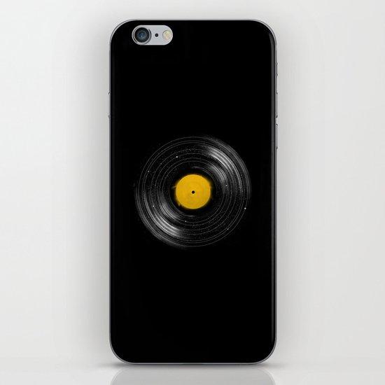Sound System iPhone & iPod Skin
