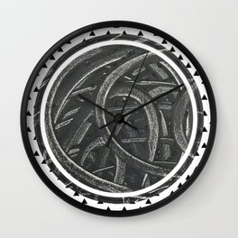 Junction - Graphic 1 Wall Clock