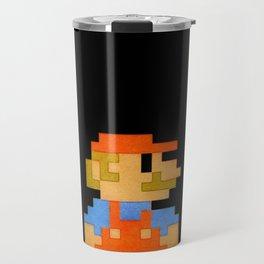 NES Mario REDUX Travel Mug