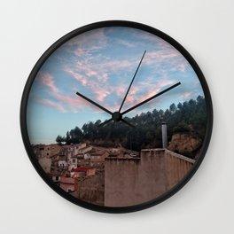 020 Wall Clock