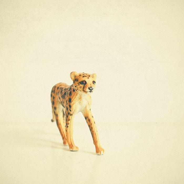 Catwalk Cheetah Duvet Cover