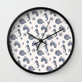 By the sea... Wall Clock