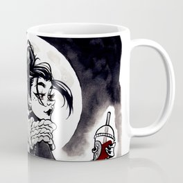 Casual Vampire Coffee Mug