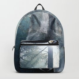 The Gathering - Wolf and Eagle Backpack