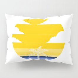 summer is here Pillow Sham