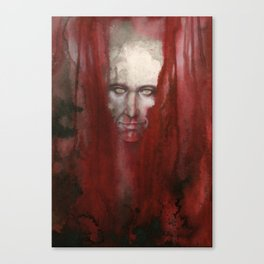 Dracul Canvas Print