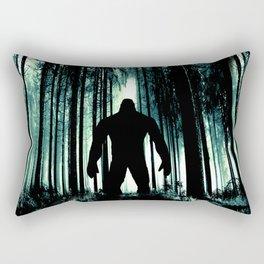 Untold Mystery Rectangular Pillow