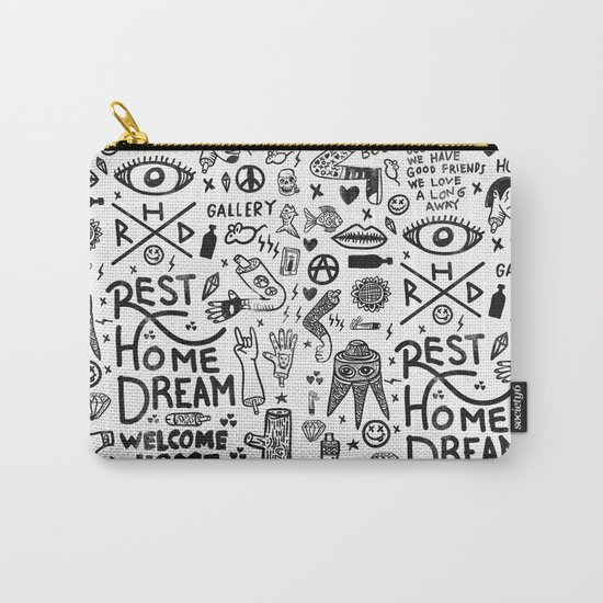REST HOME DREAM Carry-All Pouch