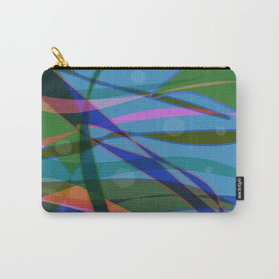 Abstract #355 Carry-All Pouch