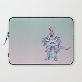 Silly Baby Dragon and Friend Laptop Sleeve