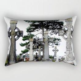 Everyone Has A Cross To Bear Rectangular Pillow